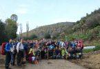 برنامه طبیعت گردی وپیمایش جنگل از چلاو روستای گت کلا به شیاده