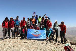 قله منار