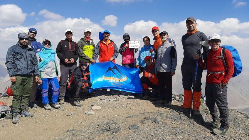 قله مهرچال